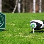 Veien til Golf kurs på Grønmo